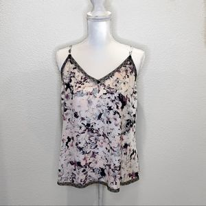 forever 21 // floral cami top
